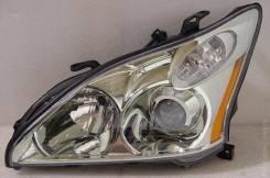 Фара. Lexus RX330 Toyota Harrier, MCU35, ACU30, ACU35, MCU30 Двигатели: 2AZFE, 1MZFE