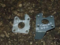 Крепление автомагнитолы. Nissan Primera Camino, WP11 Двигатель SR18DE