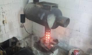 Печь на отработанной масле