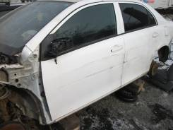 Дверь боковая. Toyota Corolla Fielder, NZE141G, NZE141, ZRE142, ZRE142G