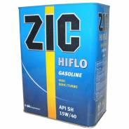 ZIC HIFLO. Вязкость 15W-40, минеральное