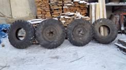 Омскшина К-70. Всесезонные, износ: 10%, 4 шт