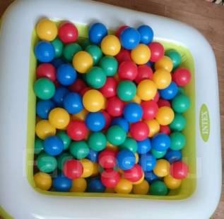 Продам 200 шаров с бассейном