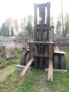 Львовский погрузчик. Погрузчик львовский, 2 700 куб. см., 5 000 кг.