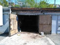 Гаражи капитальные. Кунгасный 1А, р-н Первая речка, 20 кв.м., электричество, подвал. Вид снаружи