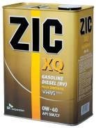 ZIC XQ. Вязкость 0W-40, синтетическое
