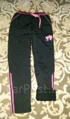 Продам новые теплые штаны. Рост: 122-128 см