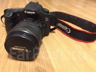 Canon EOS 60D Kit. 15 - 19.9 Мп, зум: 3х