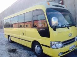 Hyundai County. Продам туристический автобус на 23 места в отличном состоянии, 3 933 куб. см., 23 места