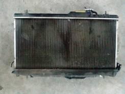 Радиатор охлаждения двигателя. Subaru Impreza, GGC, GDC, GGD, GDD, GG Двигатель EJ154