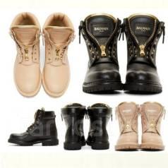Ботинки. 35, 36, 37, 38, 39, 40, 41. Под заказ