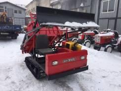 Yanmar. Самоходная тележка снегоуборщик самосвал, 650 куб. см.