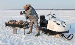 Русская механика Буран АЕ. исправен, есть птс, без пробега