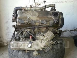Двигатель в сборе. Daihatsu Terios, J100G Двигатель HCEJ. Под заказ