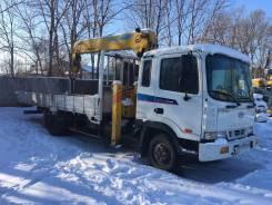 Hyundai Mega Truck. 2013, 7 545 куб. см., 7 695 кг., 14 м.