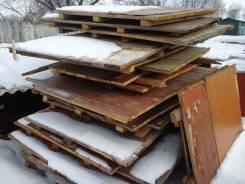 Плиты древесные.