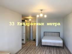 1-комнатная, улица Ладыгина 9/1. 64, 71 микрорайоны, агентство, 36 кв.м.