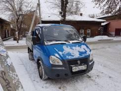 ГАЗ Соболь. бортовой, 2 890 куб. см., 1 250 кг.