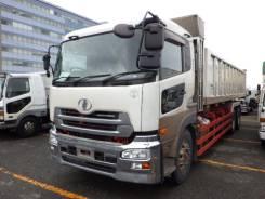 Nissan Diesel UD. самосвал, 13 070 куб. см., 12 700 кг.