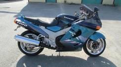 Kawasaki ZZR 1100D. 1 052 куб. см., исправен, птс, с пробегом
