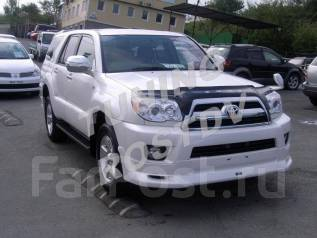 Обвес кузова аэродинамический. Toyota Hilux Surf, GRN215W, TRN215, TRN215W, GRN215