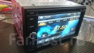 Магнитолы 2 DIN DVD/Bluetooth/Радио/ТВ/USB/SD С Гарантией
