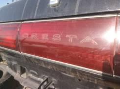 Вставка багажника. Toyota Cresta, JZX81 Двигатель 1JZGTE