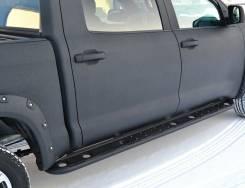 Порог пластиковый. Toyota Tundra, USK52, UPK51, UPK50, UPK56, USK57 Двигатели: 1URFE, 3URFE