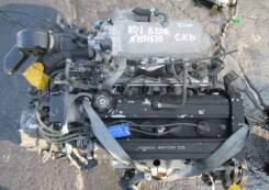 Двигатель в сборе. Honda CR-V, GF-RD2, GF-RD1, RD1 Двигатель B20B