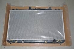 Радиатор охлаждения двигателя. Toyota Solara Toyota Camry, ACV36 Двигатель 2AZFE