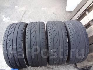 Bridgestone Potenza RE002 Adrenalin. Летние, 2013 год, износ: 20%, 4 шт