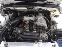 Двигатель. Toyota Mark II Двигатель 1GGE