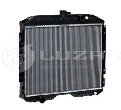 Радиатор охлаждения двигателя. ГАЗ 53 ГАЗ 52