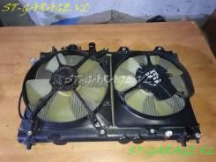 Радиатор охлаждения двигателя. Toyota Celica, ST202, ST203, ST204 Toyota Carina ED, ST202, ST201, ST203, ST200 Toyota Corona Exiv, ST201, ST200, ST203...