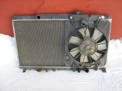 Вентилятор охлаждения радиатора. Honda CR-V, RD7, RD6 Двигатель K24A