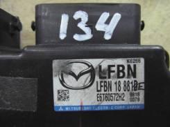 Блок управления двс. Mazda Axela, BLEFW Двигатели: LFVDS, LFVE, LFDE