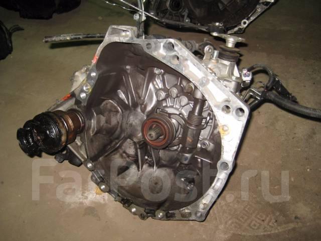 Коробка передач Тойота Ярис Toyota Yaris Пежо 206 МКПП 1KR-FE 1,0 i