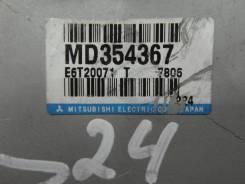 Блок управления. Mitsubishi Diamante, F46A, F36A Mitsubishi Challenger, K99W Двигатель 6G74