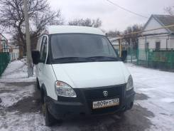 ГАЗ Газель Бизнес. Продается цельнометалический фургон ГАЗель, 2 900 куб. см., 1 500 кг.