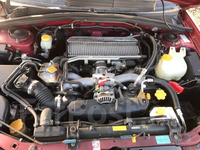 Стабилизатор поперечной устойчивости. Subaru Forester, SG5, SG9, SG9L Двигатели: EJ205, EJ255
