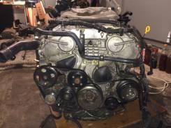 Двигатель. Nissan Fuga, PY50 Двигатель VQ35DE