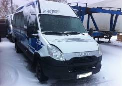 Iveco Daily. Iveco-Daily маршрутка, 3 000 куб. см., 20 мест