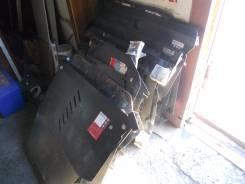 Защита двигателя. Toyota Corolla Spacio, AE111N, AE115N Двигатели: 4AFE, 7AFE