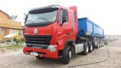 Howo A7. Продаётся седельный тягач Хово А-7 2012, 12 000 куб. см., 45 000 кг.