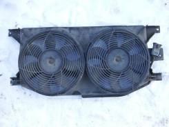 Вентилятор охлаждения радиатора. Mercedes-Benz ML-Class, w163