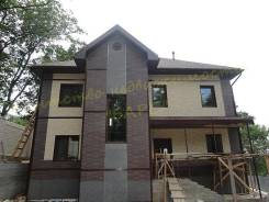 Новый, строящийся, дом на Черной речке!. Улица Майкова 22а, р-н Океанская, площадь дома 160 кв.м., скважина, электричество 15 кВт, отопление электрич...