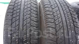 Dunlop Grandtrek AT20. Летние, 2011 год, износ: 50%, 2 шт