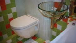 Установка ванн, душевых кабин, унитазов, смесителей