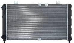 Радиатор охлаждения двигателя. Kia Spectra Двигатель MAZDA B6. Под заказ
