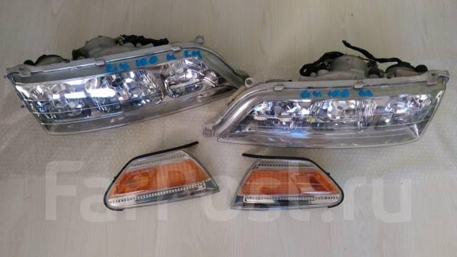 Фара. Toyota Mark II, GX105, JZX105, JZX100, GX100, JZX101, LX100